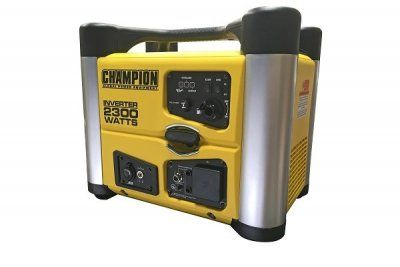 Champion 2300W inverter elverk, bensin